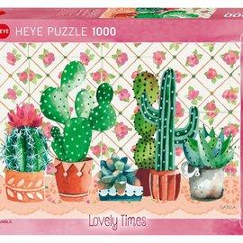 Heye Heye Cactus Family (1000 stukjes)