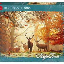 Heye Heye puzzel Stags (1000 stukjes)