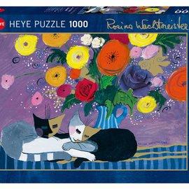 Heye Heye puzzel Wachtmeister, Sleep well (1000 stukjes)