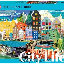 Heye Heye I Love Amsterdam (1000 stukjes)
