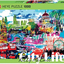 Heye Heye I Love London (1000 stukjes)