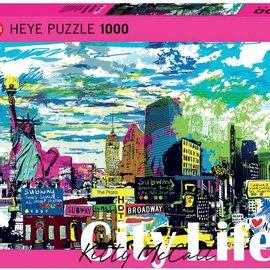 Heye Heye puzzel I Love New York (1000 stukjes)