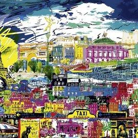 Heye Heye I Love Paris (1000 stukjes)