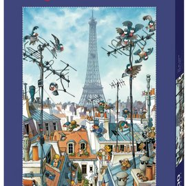 Heye Heye Eiffel Tower (1000 stukjes)