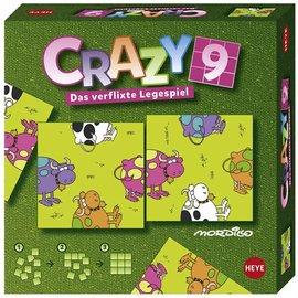 Heye Heye Crazy 9 Cows puzzelspel