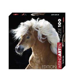 Heye Heye puzzel Weingarten Horse (100 stukjes)