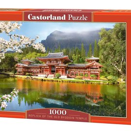 Castorland Castorland puzzel Replica of the Old Byodoin temple (1000 stukjes)