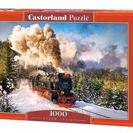 Castorland Castorland puzzel Stoomtrein (1000 stukjes)