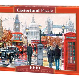 Castorland Castorland puzzel Londen (1000 stukjes)