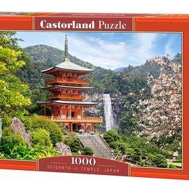 Castorland Castorland puzzel Seiganto-ji-Tempel (1000 stukjes)