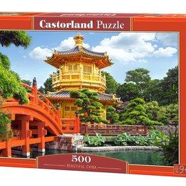 Castorland Castorland Beautiful China (500 stukjes)