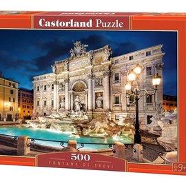 Castorland Castorland Fontana di Trevi (500 stukjes)