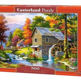 Castorland Castorland puzzel Old Sutter's mill (500 stukjes)