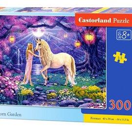Castorland Castorland puzzel Eenhoorn tuin (300 stukjes)