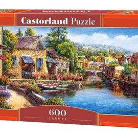 Castorland Castorland puzzel Carmax (600 stukjes)