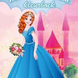 Tactic Selecta Tactic Mooie prinsessen kleurboek