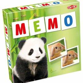 Tactic Selecta Tactic Memo Jonge dieren