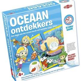 Tactic Selecta TacTic Story Game Oceaanontdekkers