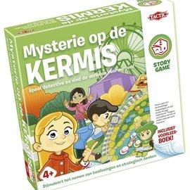 Tactic Selecta Tactic Story Game Mysterie op de Kermis