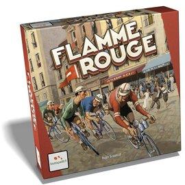 Lautapelit Flamme Rouge Wielrenspel
