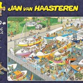 Jumbo Jan van Haasteren puzzel - De sluizen (1000 stukjes)
