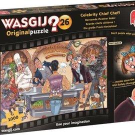 Jumbo WasGij Original 26: Meester koks (1000 stukjes)