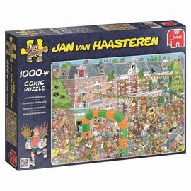 Jumbo Jan van Haasteren - Vierdaagse puzzel (1000 stukjes)