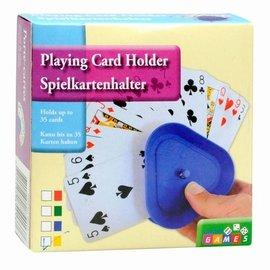 Longfield Longfield Speelkaarten houder. in diverse kleuren.