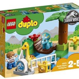 Lego Lego Duplo 10879 Kinderboederij met vriendelijke reuzen