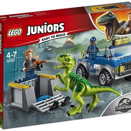 Lego Lego 10757 Raptor reddingsauto