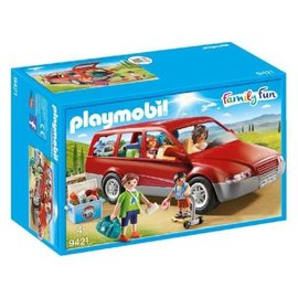 Playmobil Playmobil - Gezinswagen (9421)