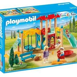 Playmobil Playmobil - Grote speeltuin (9423)