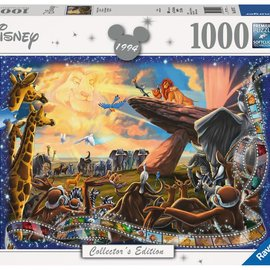 Ravensburger Ravensburger puzzel Disney The Lion King (1000 stukjes)