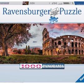 Ravensburger Ravensburger panorama puzzel Colosseum in het avondrood (1000 stukjes)