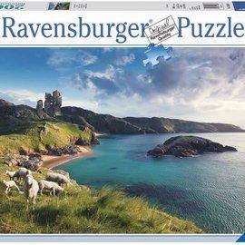 Ravensburger Ravensburger Het groene eiland (2000 stukjes)