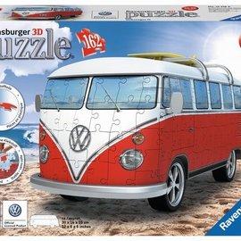Ravensburger Ravensburger 3D puzzel Volkswagen bus (162 stukjes)
