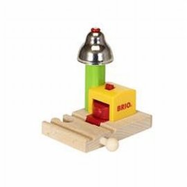 Brio Brio 33707 My First railway bell signal