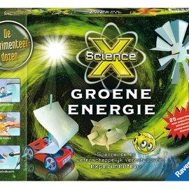 Ravensburger Ravensburger Science Experimenteerdozen Groene energie