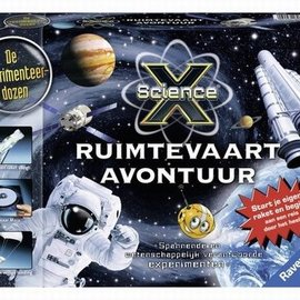 Ravensburger Ravensburger Science Experimenteerdozen Ruimtevaart avontuur