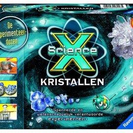 Ravensburger Ravensburger Science Experimenteerdozen Kristallen
