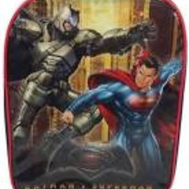 DC Comics Rugzak Batman vs Superman 	31 x 25 x 8 cm