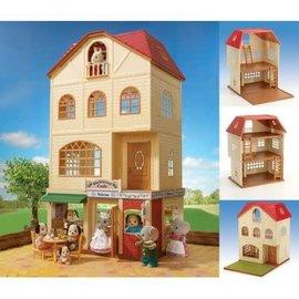 Sylvanian families Sylvanian Families - 3 hoog huis