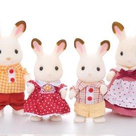 Sylvanian families Sylvanian Families - Chocolade konijn familie