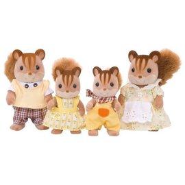 Sylvanian families Sylvanian Families  - Walnoot eekhoorn familie