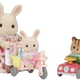 Sylvanian families Sylvanian Families - Rijdend speelgoed voor babies