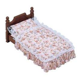 Sylvanian families Sylvanian Families - Klassiek antiek bed