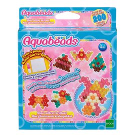 Aquabeads Aquabeads - Mini glinsterende parel pakket