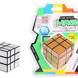 IQ puzzel magic gold/ silver