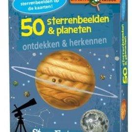 Story Factory 50 Sterrenbeelden & Planeten