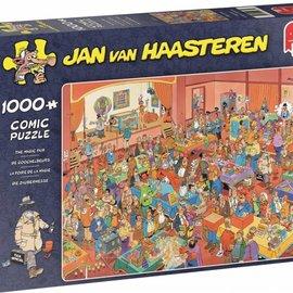 Jumbo Jan van Haasteren puzzel - De goochelbeurs (1000 stukjes)
